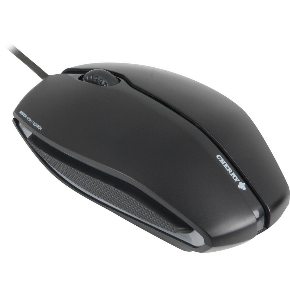 Cherry Maus »GENTIX Corded Optical Illuminated Mouse«