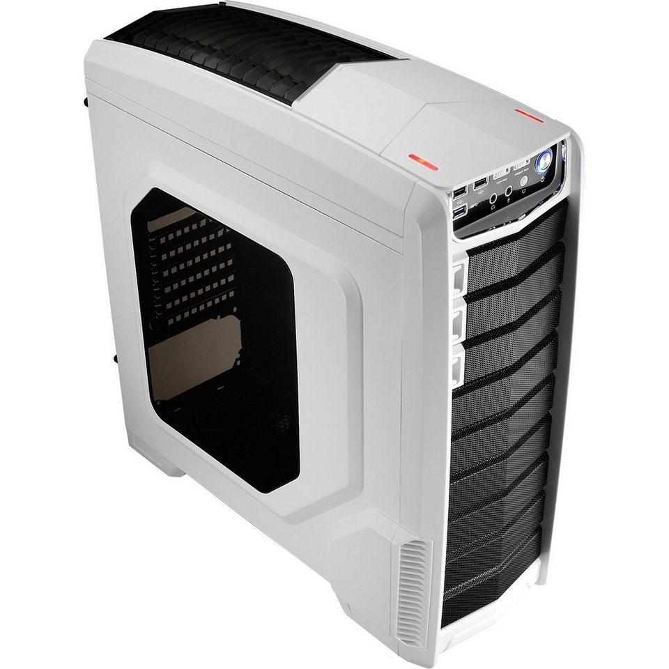 Aerocool Tower-Gehäuse »GT-A White Edition«