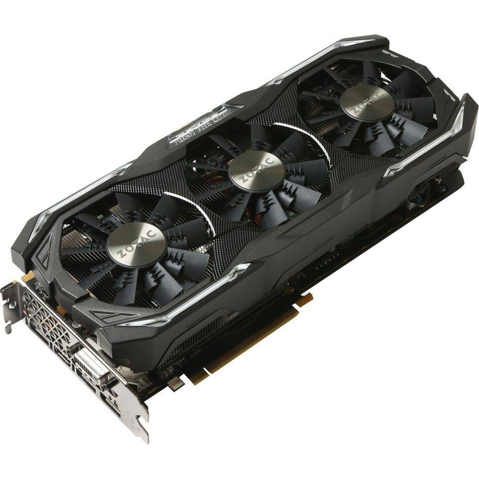 ZOTAC Grafikkarte »GeForce GTX 1070 AMP! Extreme«