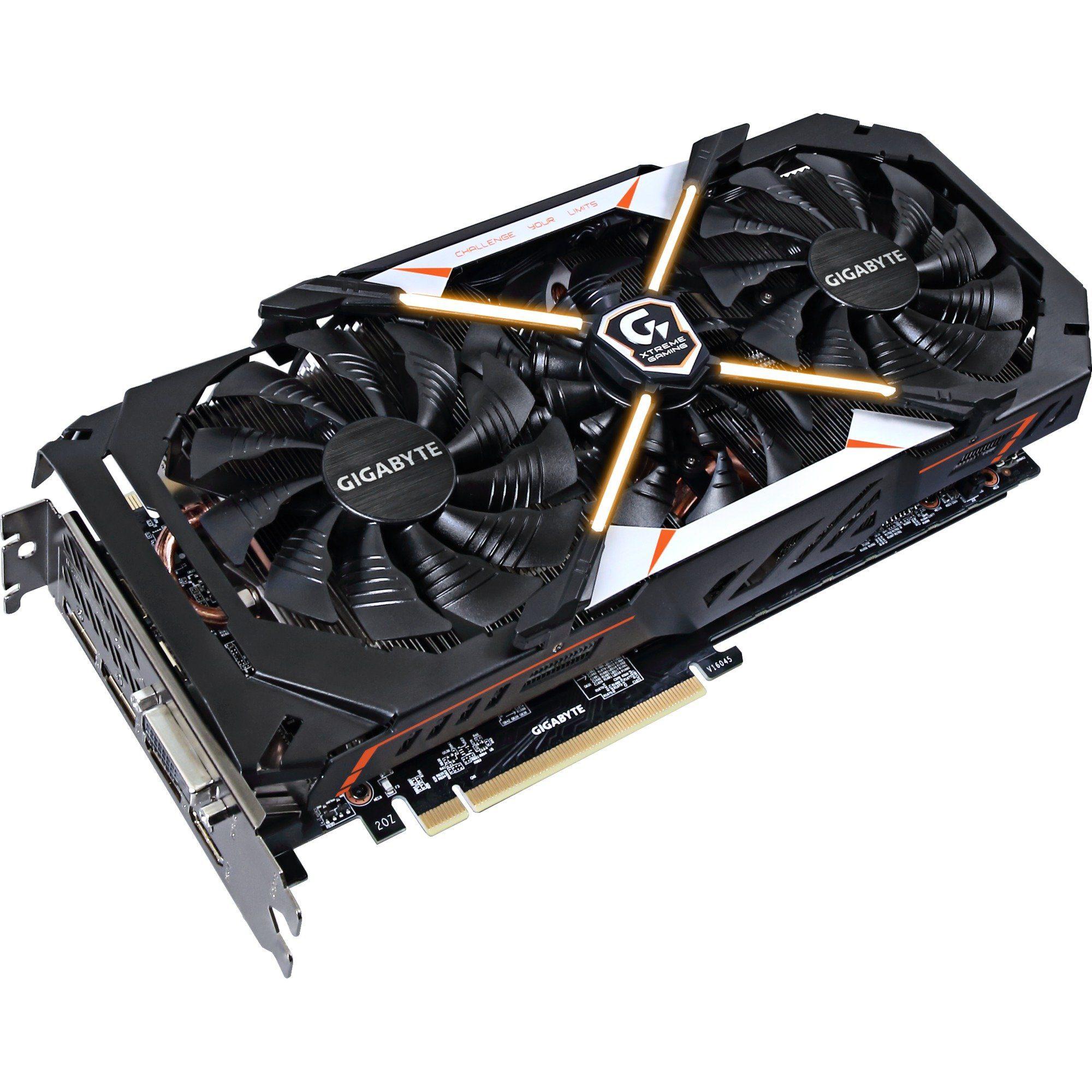GIGABYTE Grafikkarte »GeForce GTX 1080 Xtreme Gaming Premium Pack«