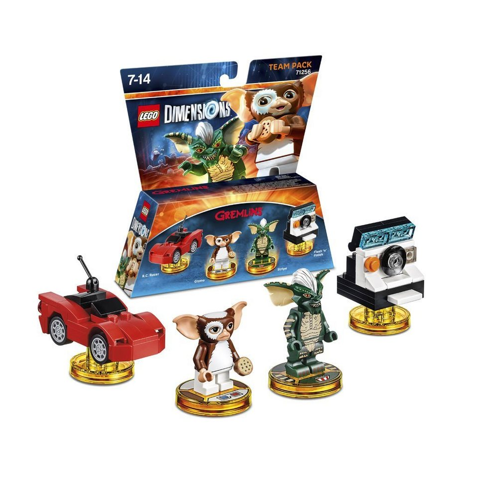 Warner Games Fanartikel »Lego Dimensions Team Pack - Gremlins«