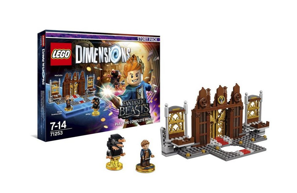 Warner Games Fanartikel »Lego Dimensions Story Pack - Fantastic Beasts«