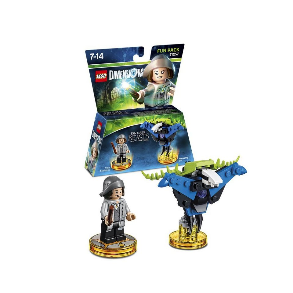 Warner Games Fanartikel »Lego Dimensions Fun Pack - Fantastic Beasts«