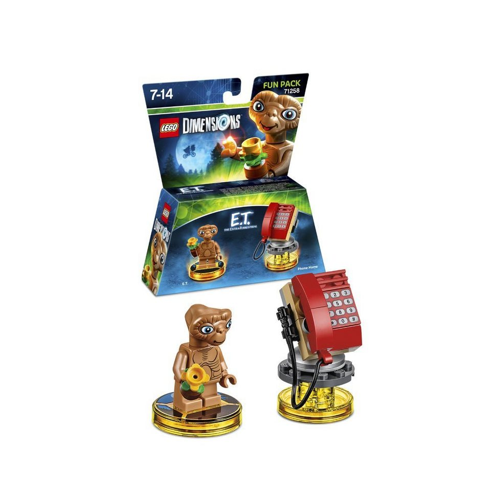 Warner Games Fanartikel »Lego Dimensions Fun Pack - E.T.«