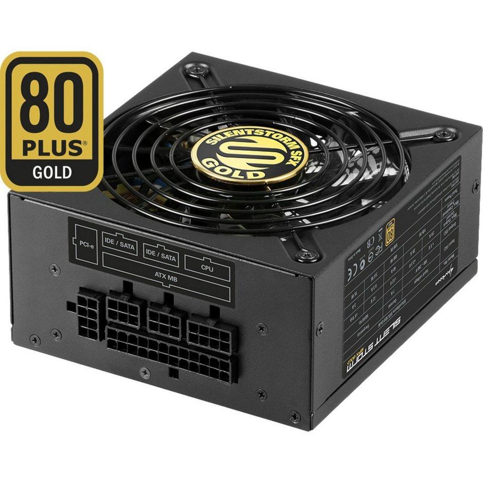 Sharkoon PC-Netzteil »SilentStorm SFX Gold 500W«