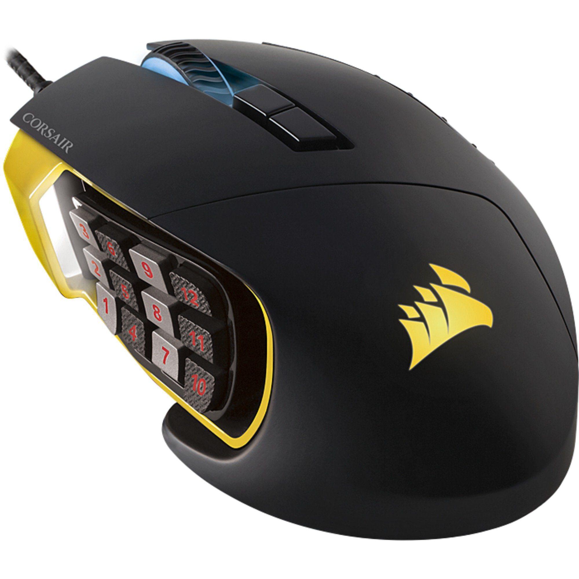Corsair Maus »Scimitar RGB Gaming«