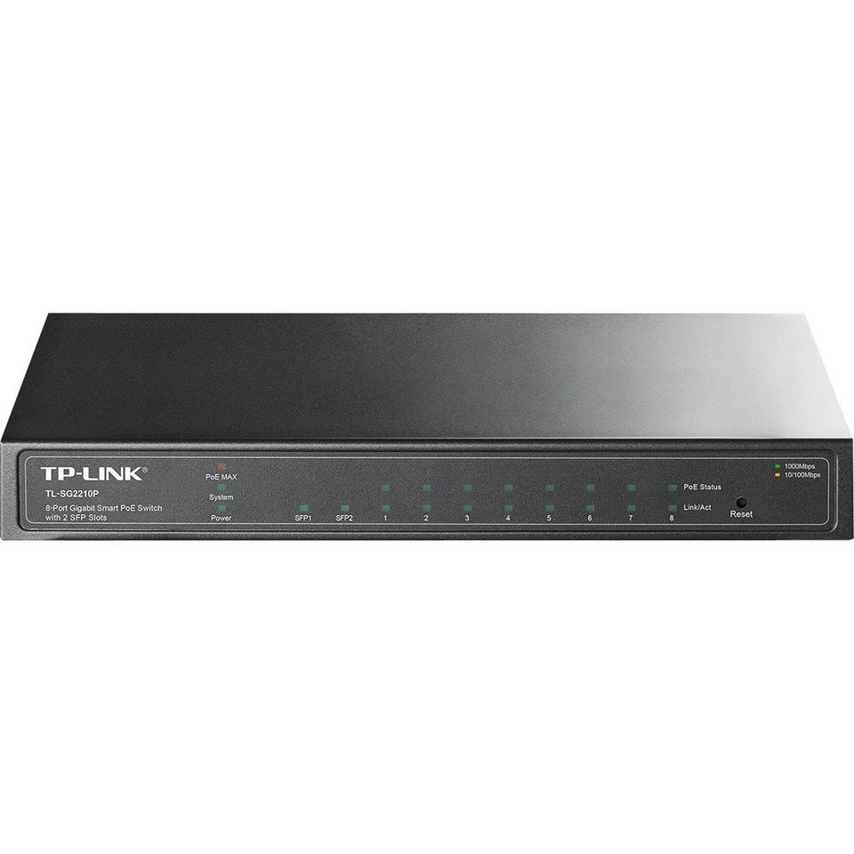 TP-LINK Switch »TL-SG2210P«
