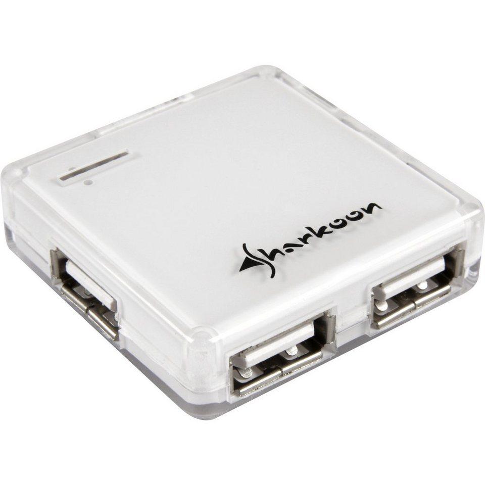 Sharkoon USB-Hub »Square Hub«