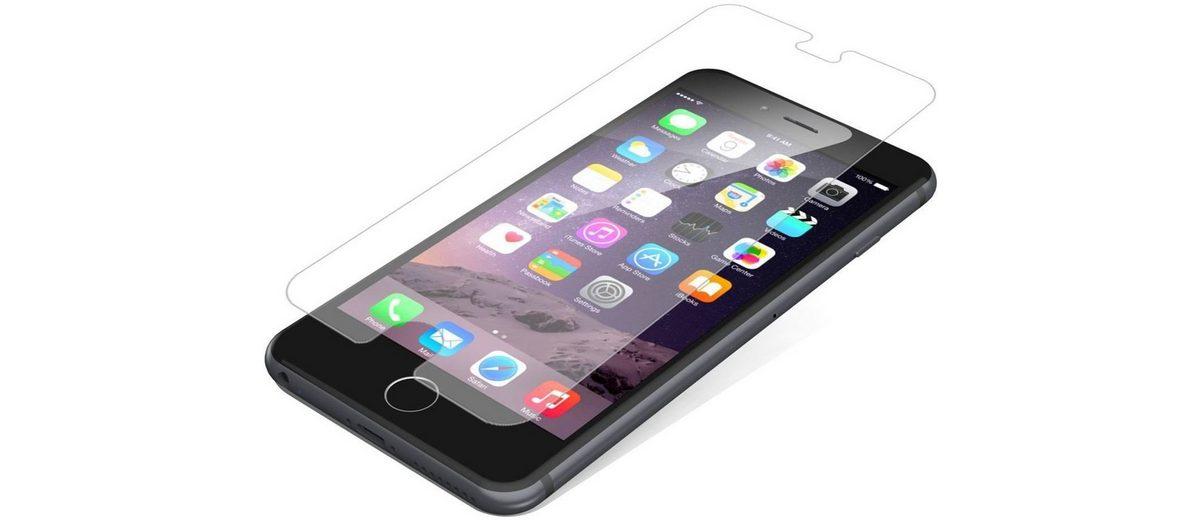 invisibleSHIELD Folie »GlassPlus Displayschutz für iPhone 6+/ 6S+«