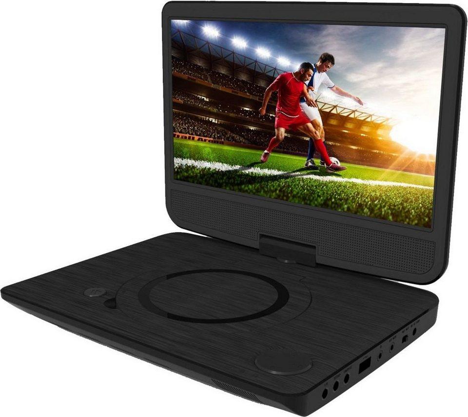 denver portabler dvd player mt 1083nb kaufen otto. Black Bedroom Furniture Sets. Home Design Ideas