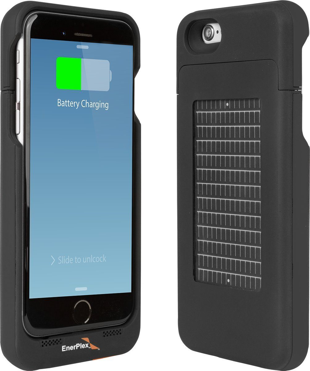 Enerplex Mobil Power »Surfr iPhone 6 - Solarladecover«