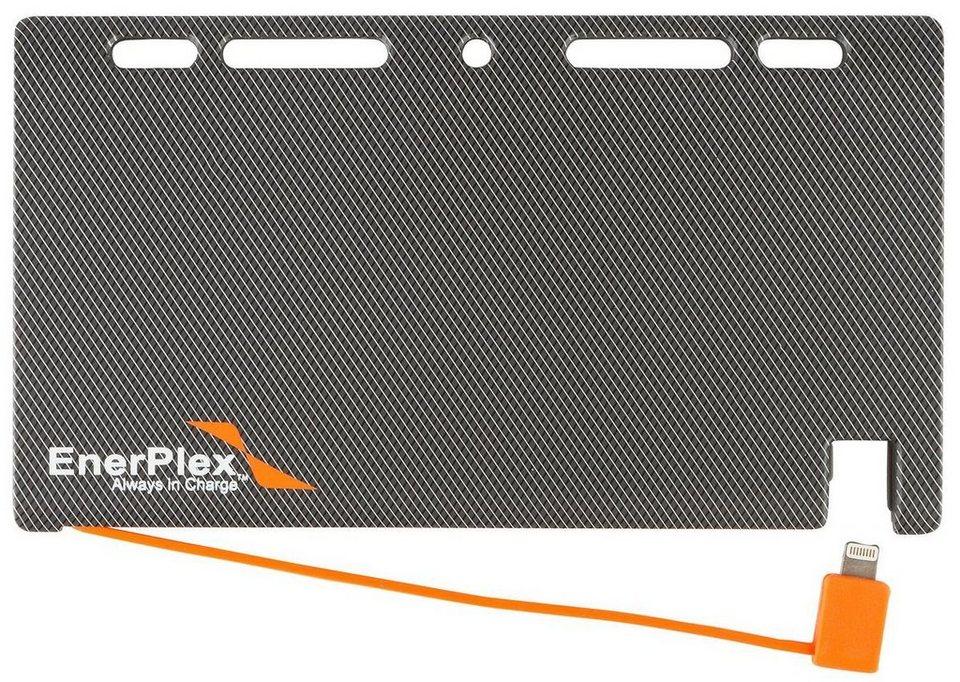 Enerplex Mobile Power »Jumpr Slate 5K Lightning Powerpack (5.000 mAh)« in Grau-Orange