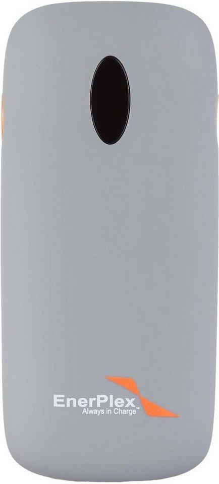 Enerplex Mobile Power »Jumpr Prime - Powerpack (4.400 mAh)« in Grau-Orange