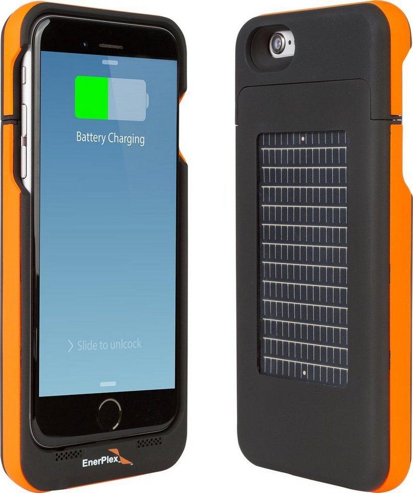Enerplex Mobil Power »Surfr iPhone 6 - Solarladecover« in Orange-Schwarz