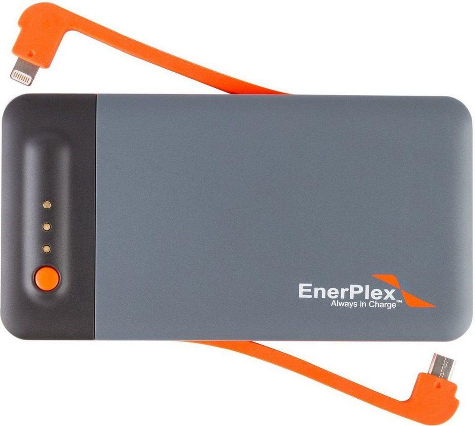 Enerplex Mobile Power »Jumpr Stack 9 - Powerpack (9.000 mAh)« in Grau-Schwarz