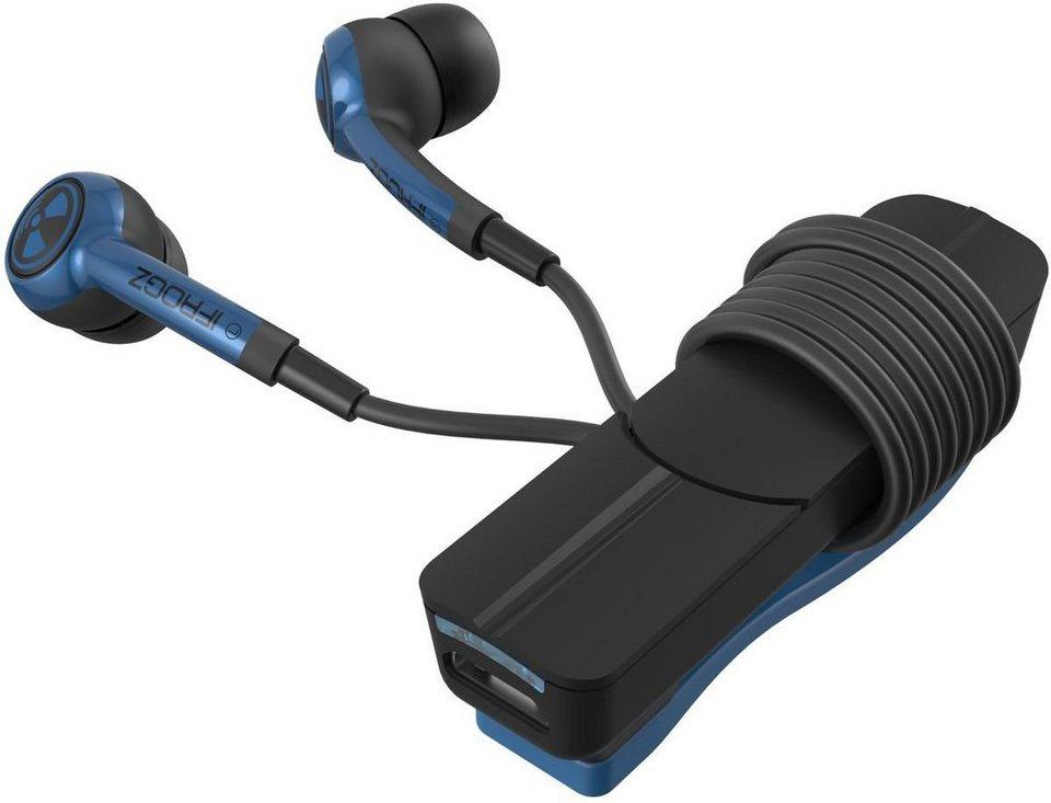 IFROGZ Kopfhörer »Audio Plugz Wireless Bluetooth Earbuds« in Blau-Schwarz