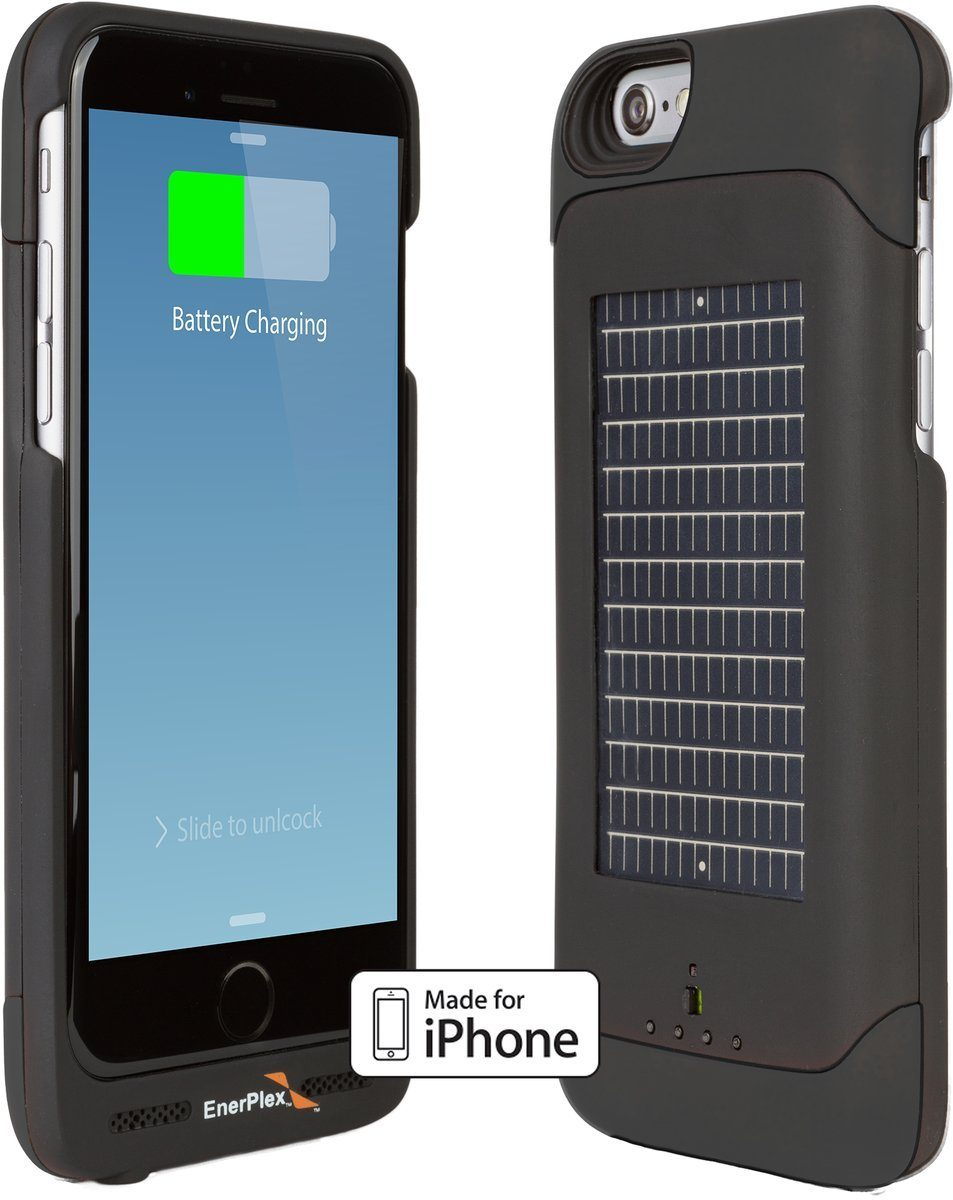 Enerplex Mobil Power »Surfr iPhone 6 - Solarcover incl. Powerpack«
