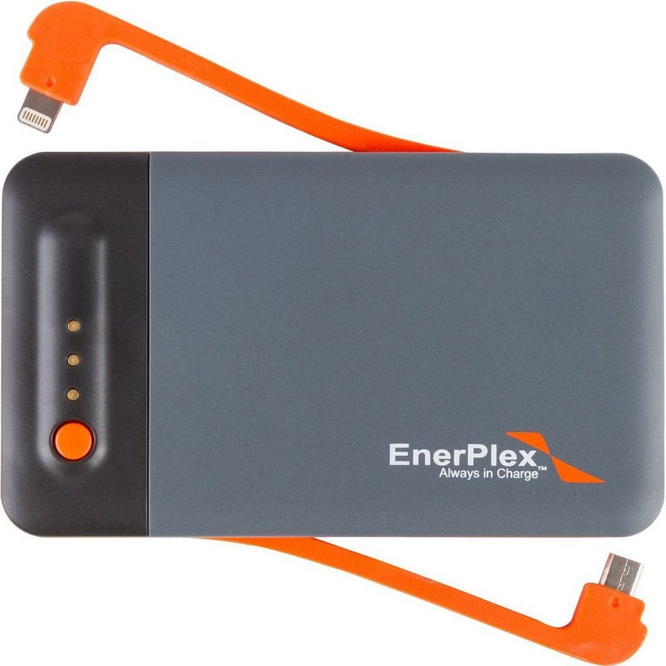 Enerplex Mobile Power »Jumpr Stack 6 - Powerpack (6.000 mAh)« in Grau-Schwarz