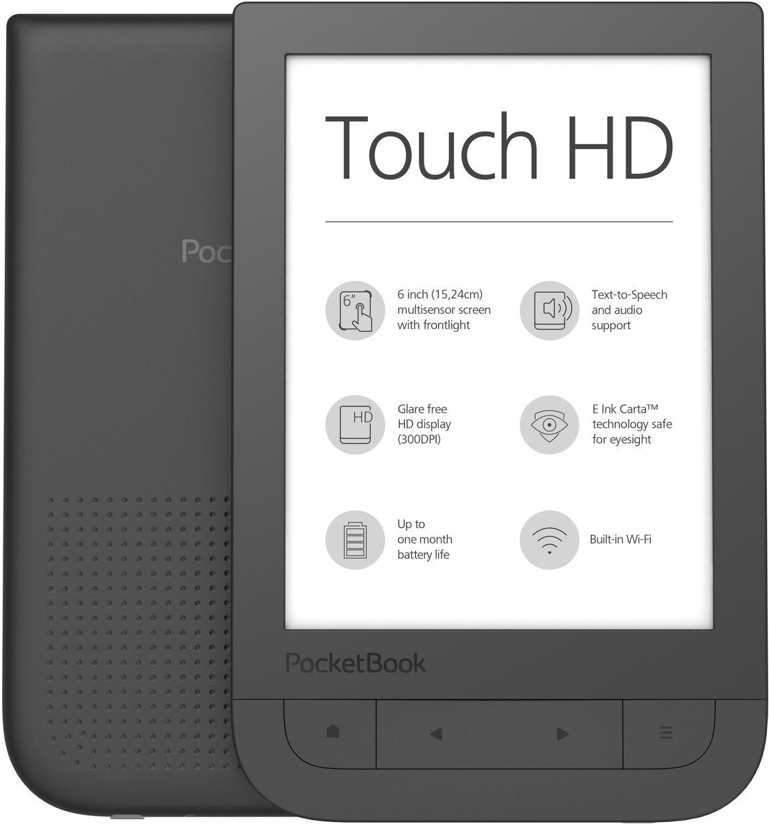 PocketBook eBook-Reader »Touch HD«