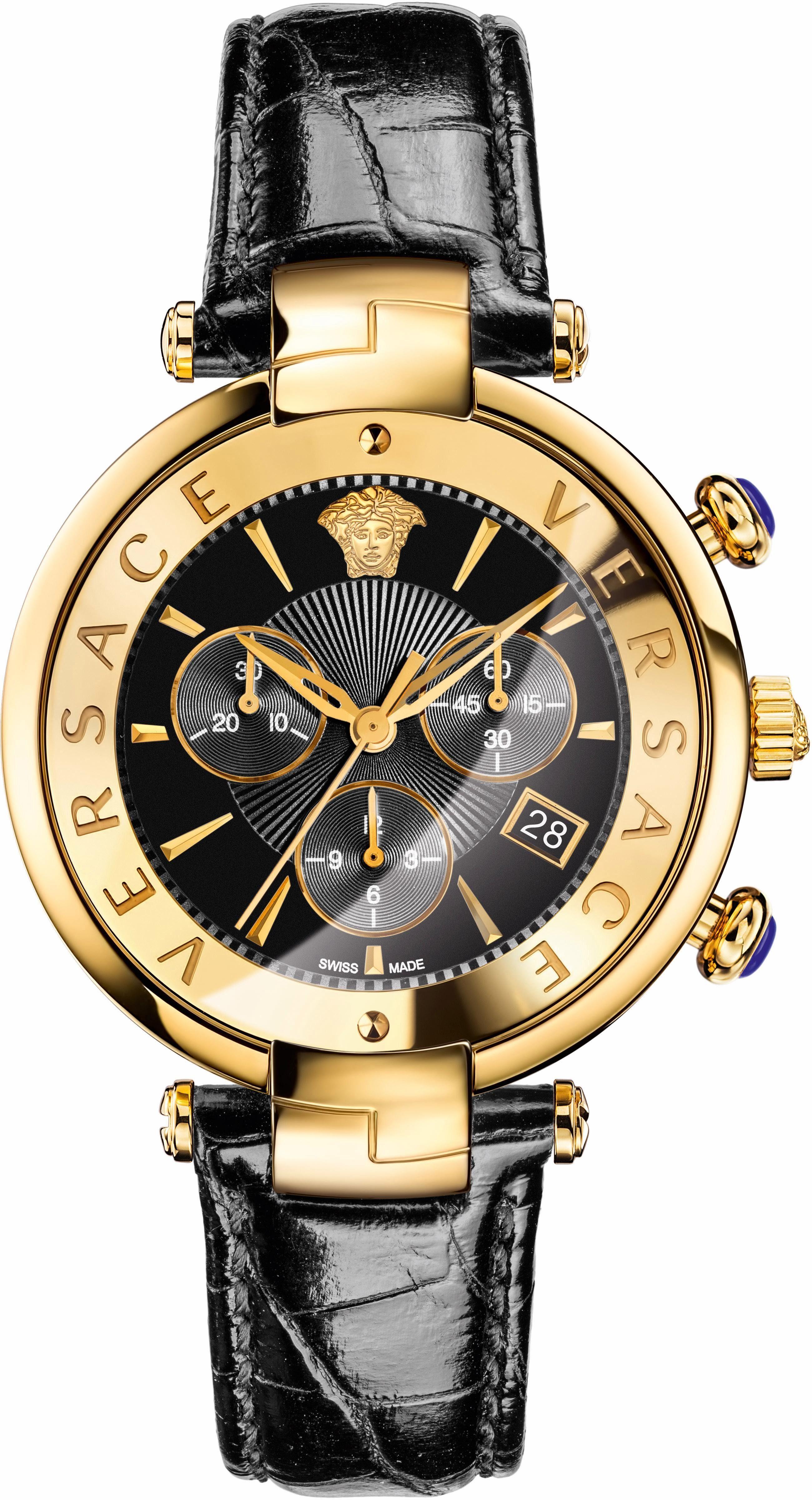 Versace Chronograph »RÊVIVE, VAJ040016«