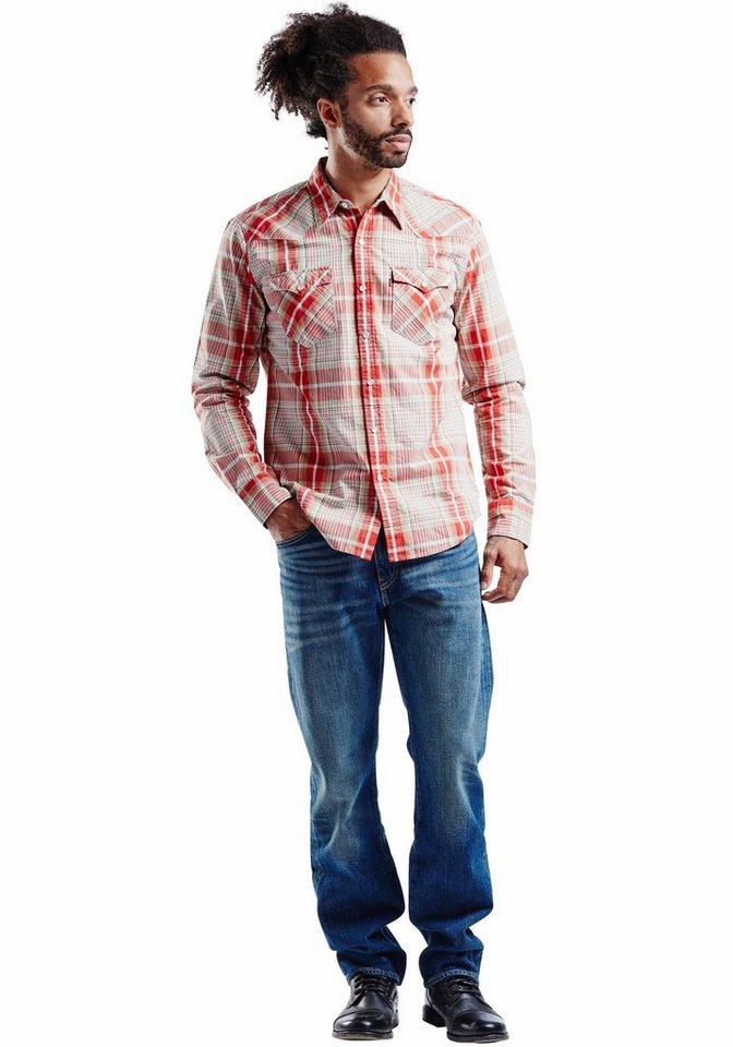 Levi's® Straight-Jeans »504™« in Bingham