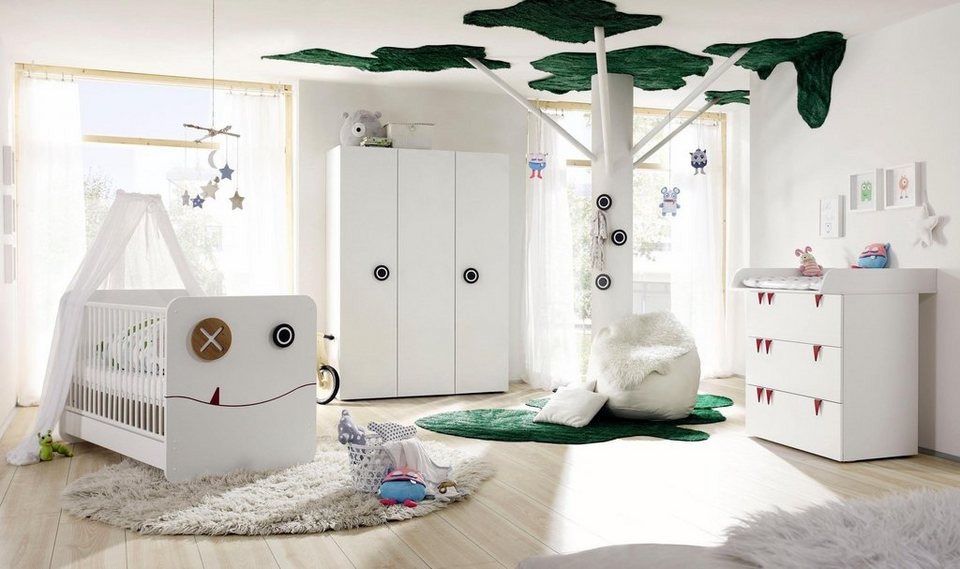 Now! By Hülsta Komplett Babyzimmer »now! Minimo« (5 Tlg)
