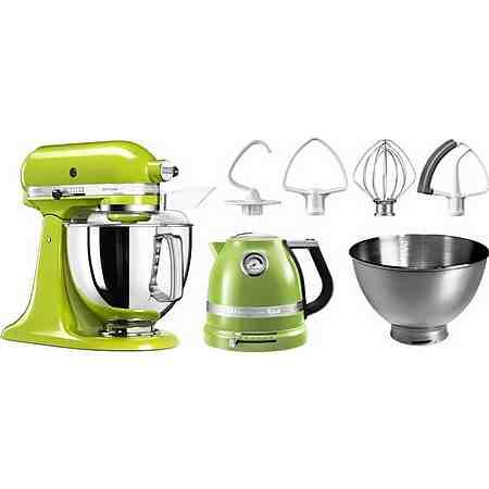 KitchenAid® Küchenmaschine Artisan mit Gratiszubehör im Wert von ca. 307,-UVP