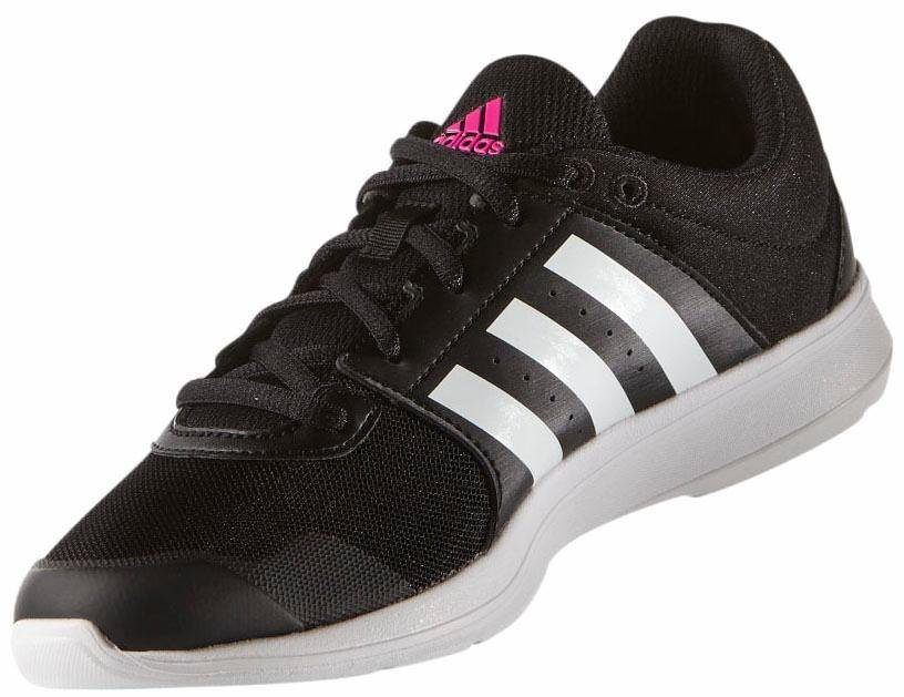 adidas Performance »Essential Fun II W« Fitnessschuh in schwarz-weiß