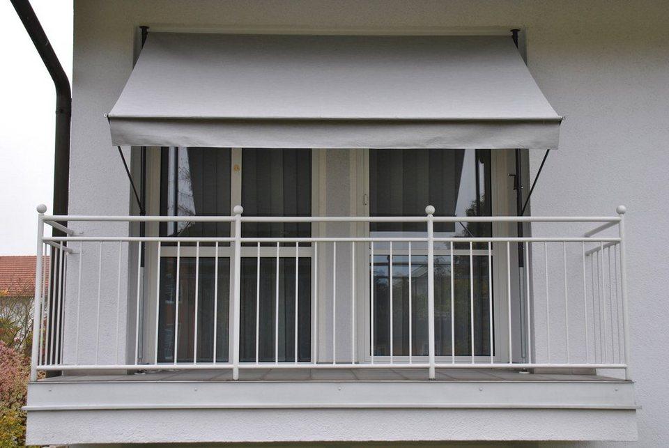 angerer freizeitm bel klemmmarkise granitgrau otto. Black Bedroom Furniture Sets. Home Design Ideas