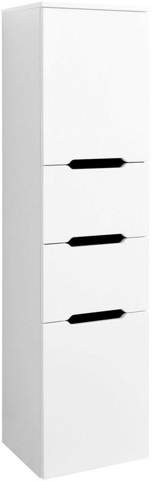 Held Möbel Seitenschrank »Belluno«, Breite 40 cm in weiß