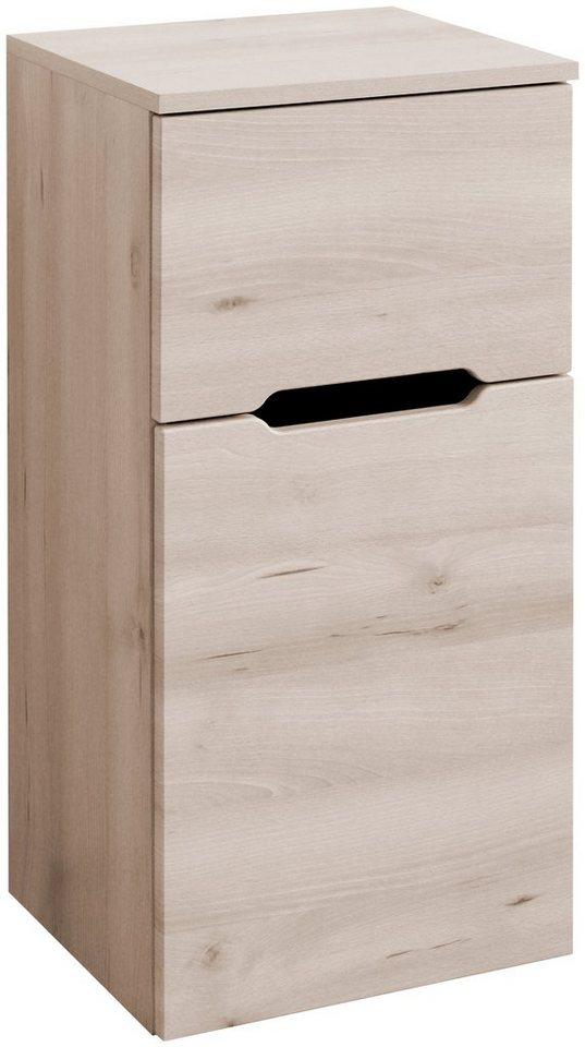 Unterschrank »Belluno«, Breite 40 cm in buchefarben