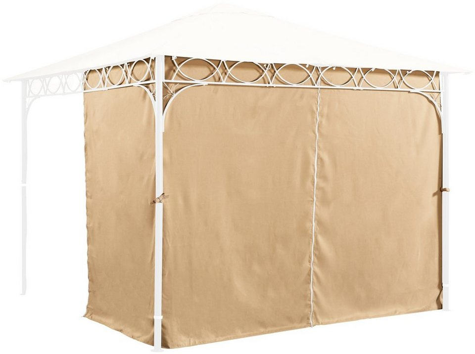 seitenteile f r pavillon antik online kaufen otto. Black Bedroom Furniture Sets. Home Design Ideas