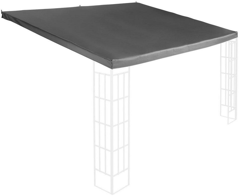 ersatzdach f r anbaupergola modern 3x4 m kaufen otto. Black Bedroom Furniture Sets. Home Design Ideas