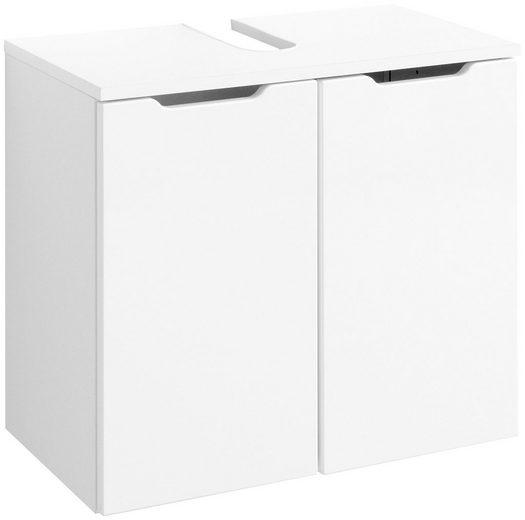 Held Möbel Waschbeckenunterschrank »Belluno«, Breite 60 cm