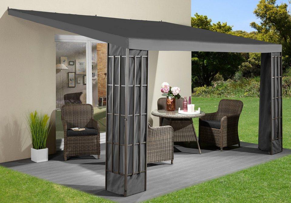 pavillons online kaufen in 3x3 3x4 3x6 4x4 rund otto. Black Bedroom Furniture Sets. Home Design Ideas