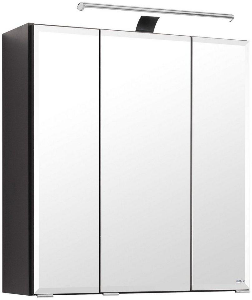 Spiegelschrank »Belluno«, Breite 60 cm in graphitfarben