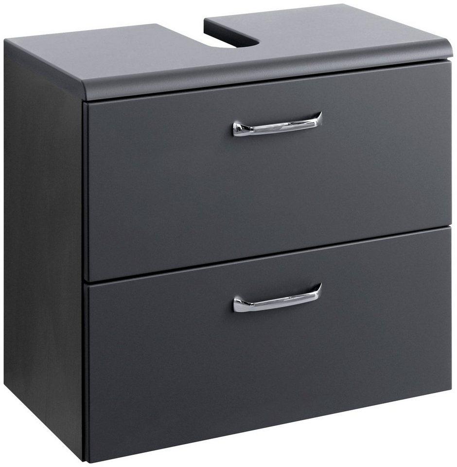 held m bel waschbeckenunterschrank fontana breite 60 cm online kaufen otto. Black Bedroom Furniture Sets. Home Design Ideas