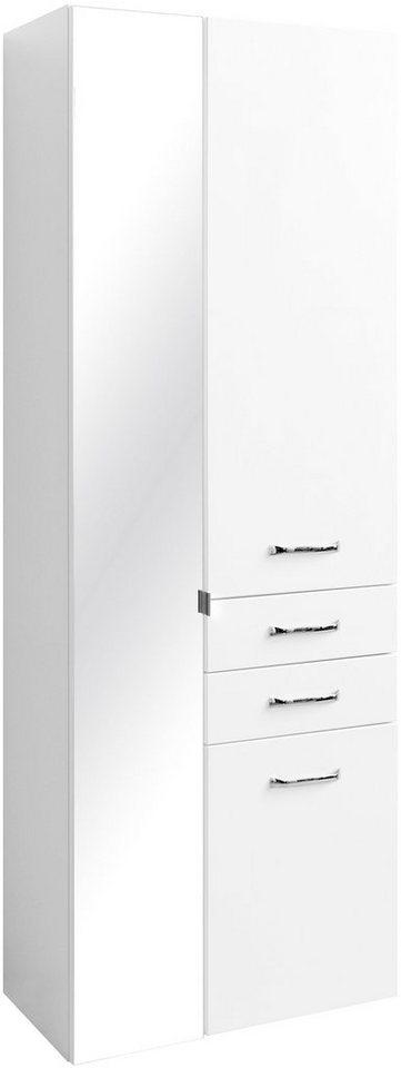 Seitenschrank »Fontana«, Breite 65 cm in weiß