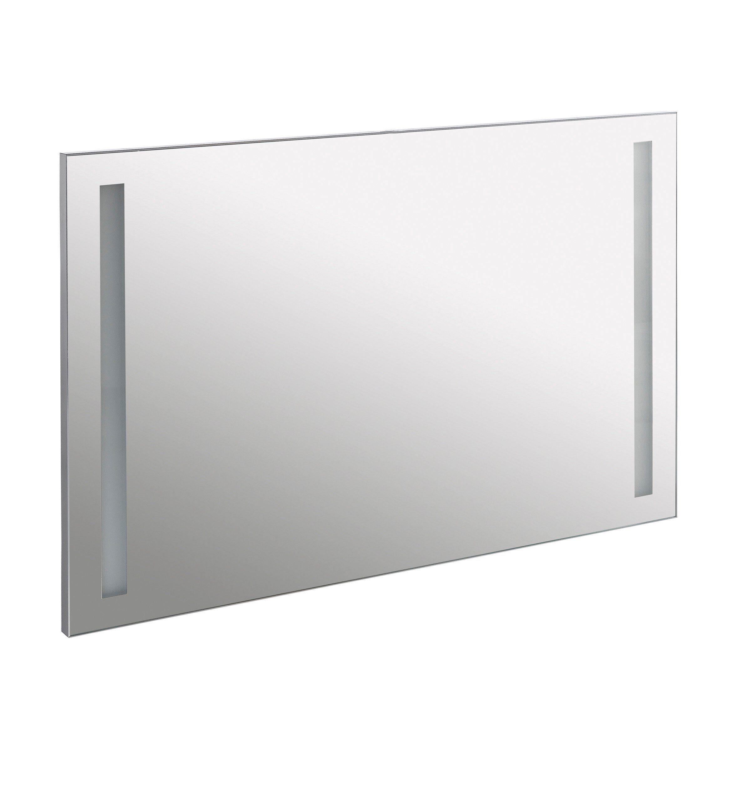 Schildmeyer Spiegel / Badspiegel »Irene« Breite 100 cm, mit Beleuchtung