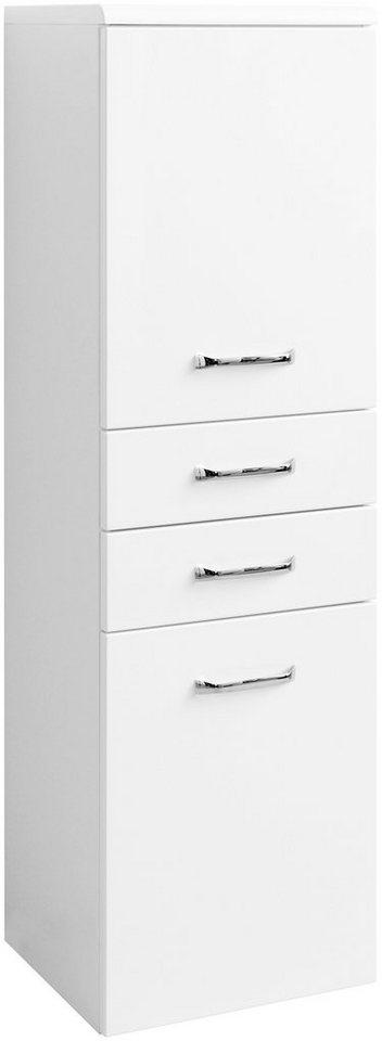 Held Möbel Midischrank »Fontana«, Breite 40 cm in weiß