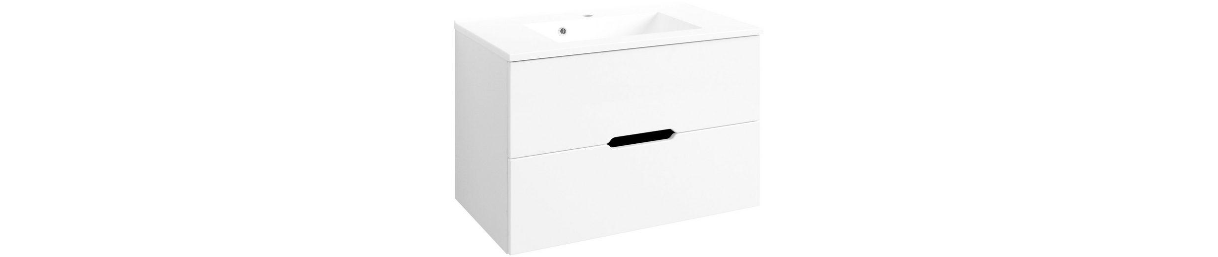 Waschtisch »Belluno«, Breite 80 cm