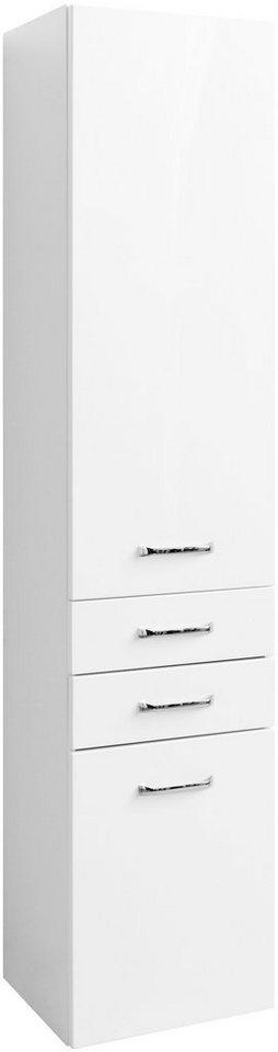 Seitenschrank »Fontana«, Breite 40 cm in weiß