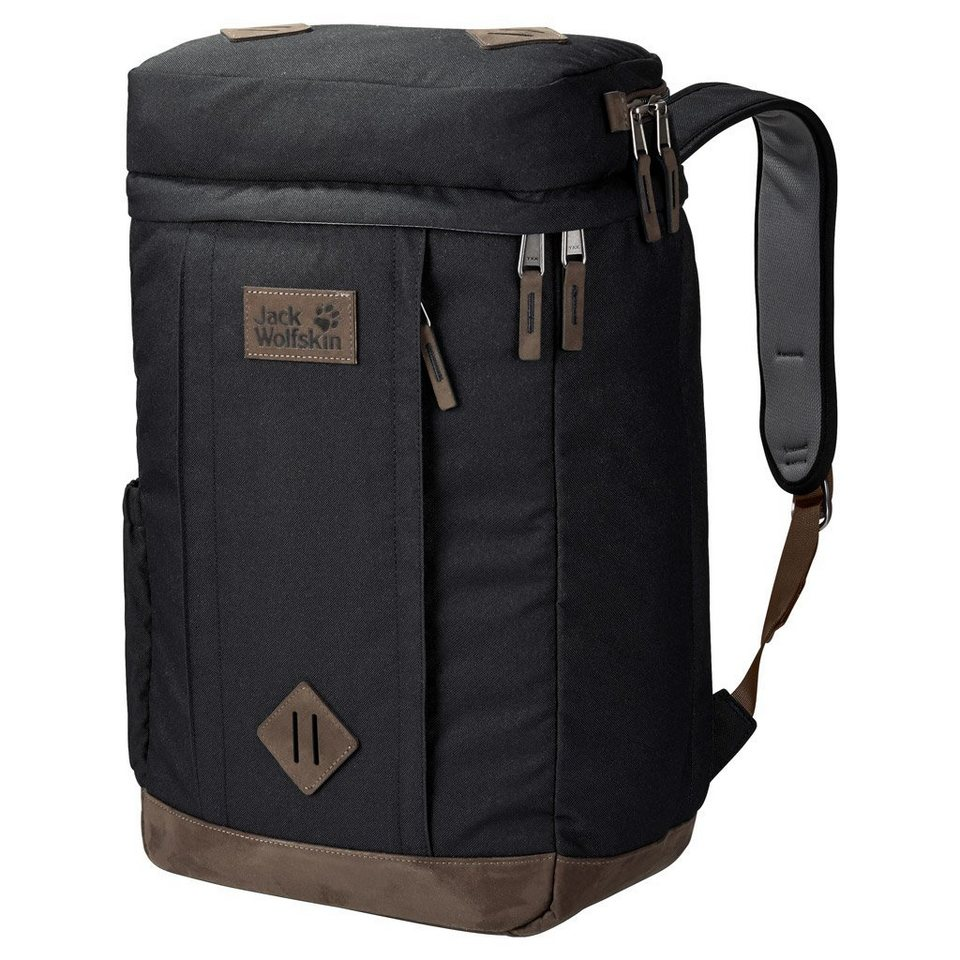 Jack Wolfskin Daypack »LEICESTER SQUARE« in black
