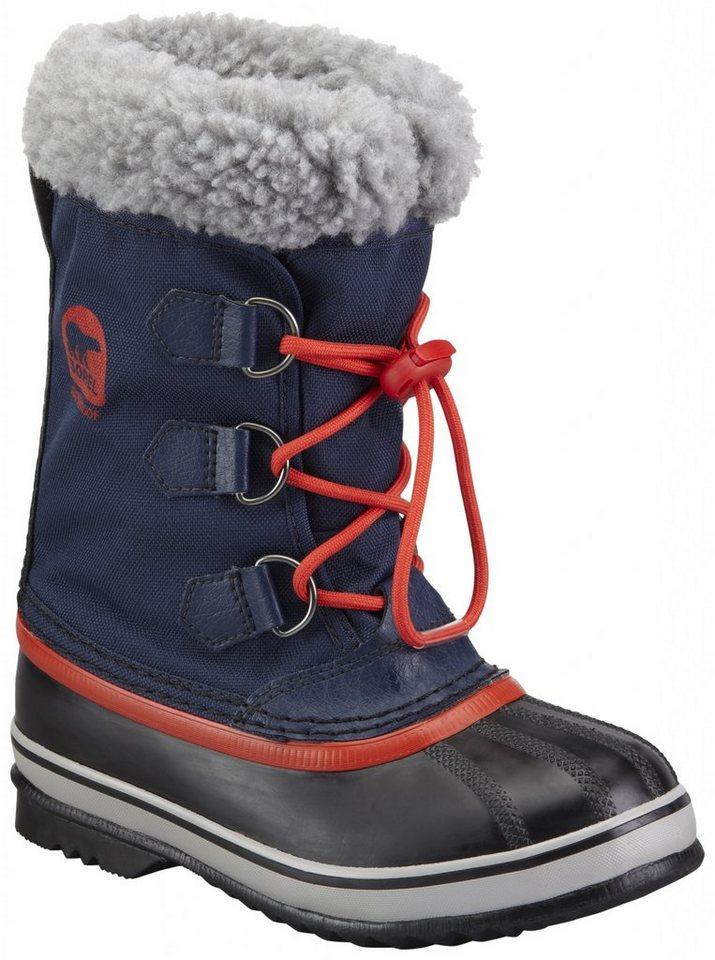 Sorel Stiefel »Yoot Pac Boots Youth Nylon« in blau