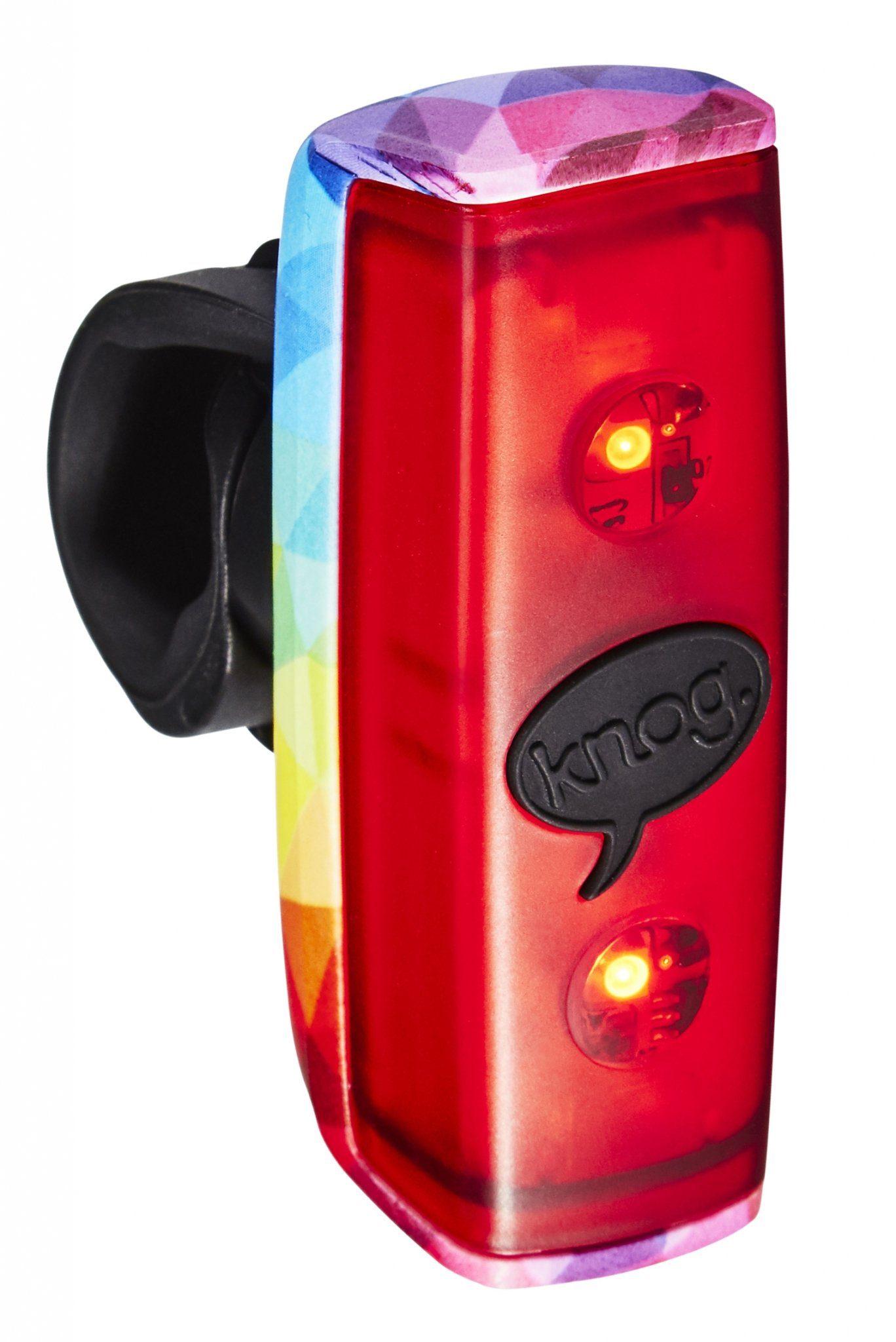 Knog Fahrradbeleuchtung »POP r«
