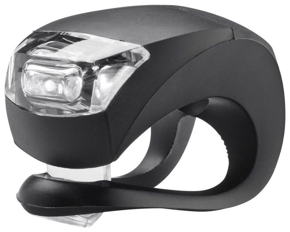 Knog Fahrradbeleuchtung »Beetle Frontlicht weiße LED«