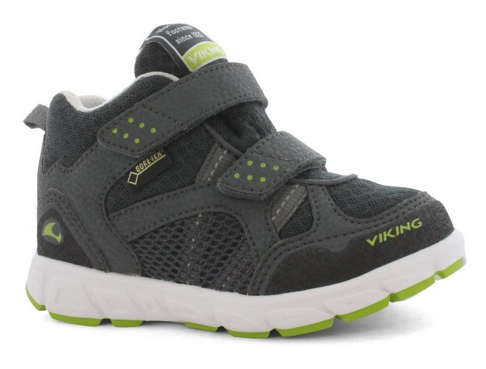 Viking Halbschuhe »Hobbit Mid GTX Shoes Kids« in grau