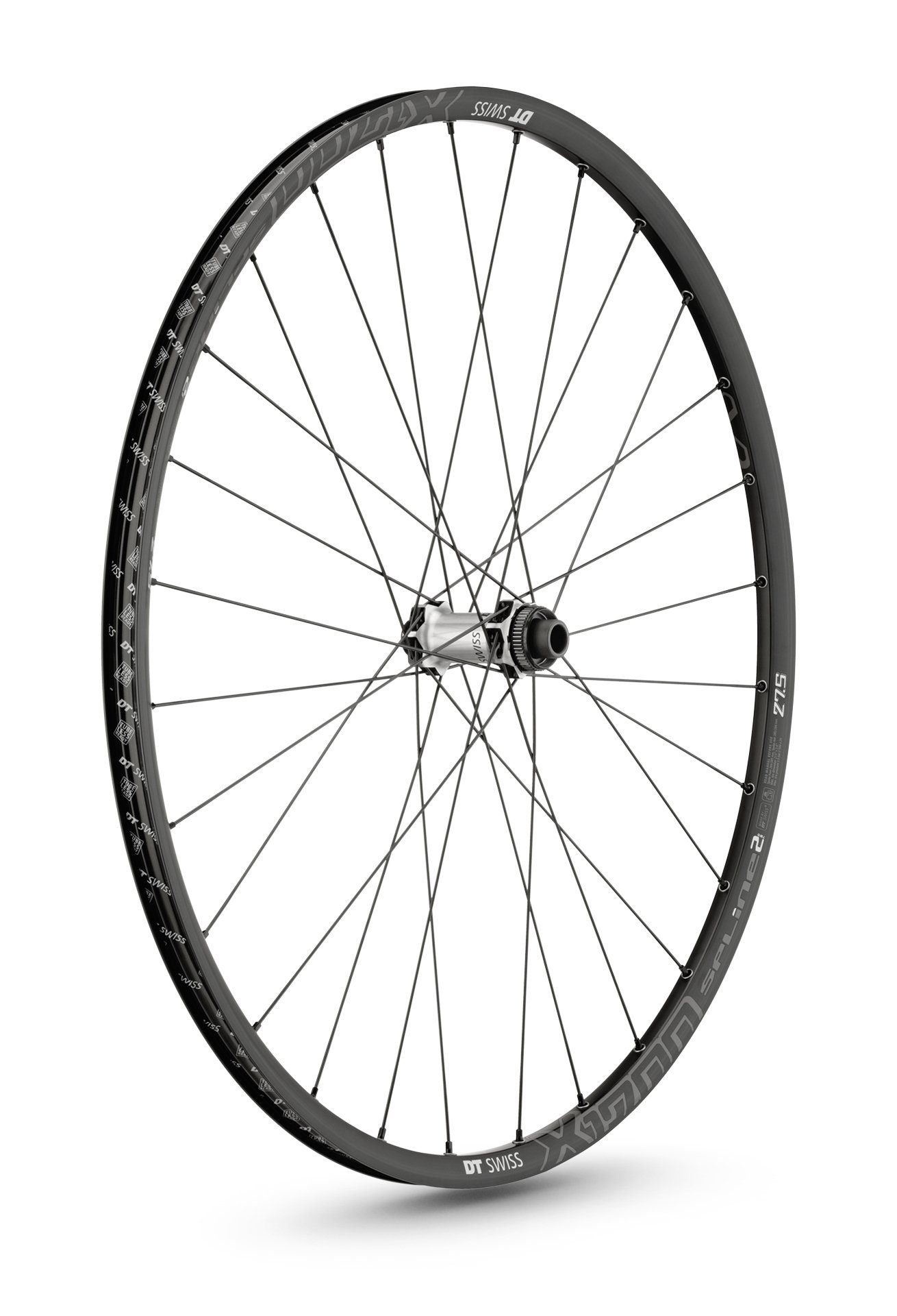 "DT Swiss Laufrad »X 1700 Spline Two LRS 29"" VR 100/15mm«"