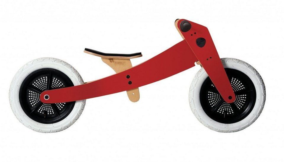 Wishbone Kinderfahrzeug »3 in 1 Design Bike« in beige