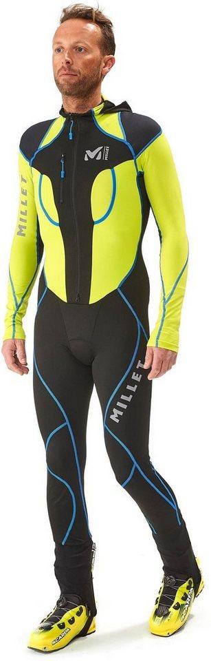 Millet Sportanzug »Pierra Ment Suit Men« in schwarz